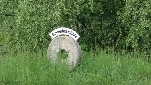 Aschelberg Nr. 7, Gmainhofmühle
